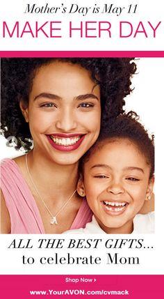 Great gifts to celebrate Mom! http://bsapper.avonrepresentative.com/