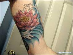 lotus tattoo men - Google Search