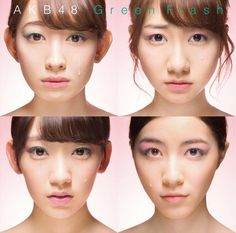 AKB48 - Green Flash [Type A](SINGLE+DVD)(Japan Version)