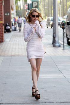 Estilo da Emma Roberts | Fashion by a little fish