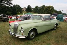 Daimler 3.5-Litre Continental Coupe (Hooper)