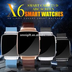 Check out this product on Alibaba.com APP smat watch manufactures 2014 X6 best mens watches with good CPU and camera smart watch price With Camera FM