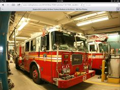 Best of all worlds FDNY, SEAGRAVE, & Da Yankees