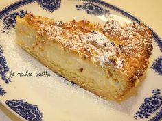 Le nostre Ricette: Crostata con crema pasticcera, ricotta e crumble