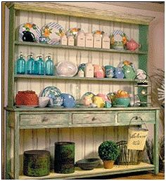Country Kitchen Ideas! Love it!