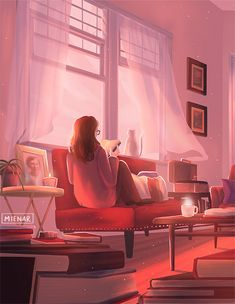 Animated gif discovered by Mabia. Find images and videos about girl, beautiful and gif on We Heart It - the app to get lost in what you love. Pix Art, Animated Love Images, Animated Gif, Anime Scenery Wallpaper, Animation, Beautiful Gif, Digital Art Girl, Aesthetic Gif, Anime Art Girl