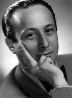 """Wladyslaw Szpilman- Polish pianist, composer and memoirist. His book, """"The Pianist,"""" recounts his survival during the German occupation of Warsaw and the Holocaust."""