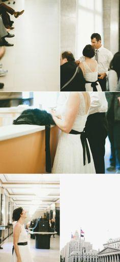 NYC elopement
