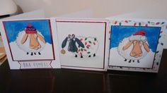 Hobby Art baa humbug sheep Christmas cards