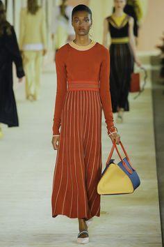 Vogue Runway's Sarah Mower picks the 8 definitive collections of London Fashion Week: Roksanda.