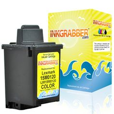InkGrabber.com Remanufactured Lexmark 20 (15M0120) Color Ink Cartridge (Lexmark P 707, Lexmark P 3150 PRIN TRIO, Compaq A 4000, Lexmark X 63, Lexmark X 83, Lexmark X 85, Lexmark X 125, Lexmark X 4250, Lexmark X 4270, Lexmark Z 51, Lexmark Z 42, Lexmark Z 43, Lexmark Z 45, Lexmark Z 45SE, Lexmark Z 52, Lexmark Z 53, Lexmark Z 54, Lexmark Z 54SE, Lexmark Z 82, Lexmark Z 705, Compaq A 1000, Compaq A 3000, Compaq A 1500, Compaq IJ 1200, Lexmark X 73, Lexmark Z 715, Lexmark Jetprinter 3100)