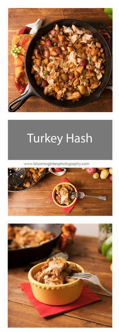 Turkey Hash - The pe