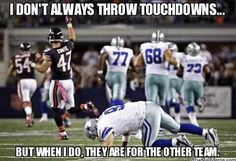 63 ideas sport humor football so true for 2019 - So Funny Epic Fails Pictures Funny Football Memes, Cowboys Memes, Funny Nfl, Nfl Memes, Funny Sports Memes, Sports Humor, Dallas Cowboys Jokes, Hilarious, Soccer Humor