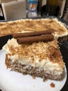 Greek Sweets, Greek Desserts, Greek Recipes, Desert Recipes, Gourmet Recipes, Cooking Recipes, Greek Cake, Flan, Biscuits