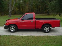 new offer   Toyota : Tacoma DLX Standard Cab Pickup 2-Door 2000 toyota tacoma low miles extra clean auto ac southern truck  Price: $5201.0   Ends on : 2014-1...