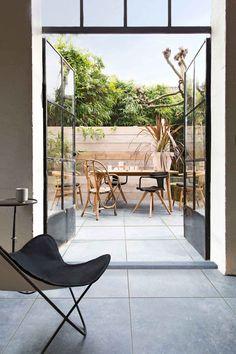 Huis- en tuintegels | Home and garden tiles | vtwonen 05-2016 | Production Corrien Flohil
