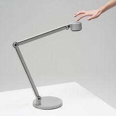 dirk winkel + BASF design bio-polyamide LED table lamp for wästberg