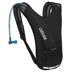 Camelbak for running...no more lugging around a bottle of water.