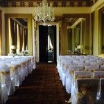 Wynyard hall wedding chair covers Styled and Seated, www.styledandseated.co.uk