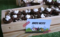 Cute for an Angry Birds party #angrybirds