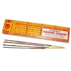 El incienso Goloka es el más conocido de los inciensos Masala y es una mezcla ...