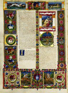 pagina della Bibbia