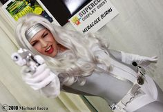 #Cosplay: Silver Sable by Insane Pencil