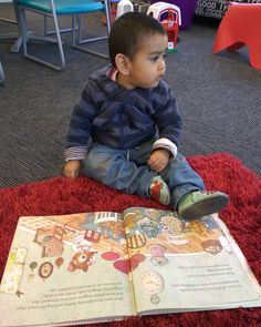 #library #christchurchcitycouncil #instagood #baby