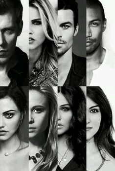 The Originals Cast - Klaus (Joseph Morgan), Rebekah (Claire Holt), Elijah (Daniel Gillies), Marcel (Charles Michael Davis), Hayley (Phoebe Tonkin), Cami (Leah Pipes), Davina (Danielle Campbell), and Sophie (Daniella Pineda)