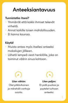 Learn Finnish, Mindfulness, Classroom, Study, Positivity, Learning, School, Kids, Class Room