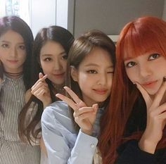 Jisoo, Rosé,Jennie and Lisa BlackPink Kpop Girl Groups, Korean Girl Groups, Kpop Girls, 2ne1, Yg Entertainment, K Pop, Rapper, Divas, Black Pink Kpop