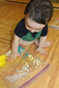 Infant Sensory Play