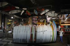 Ericeira, Portugal has become a hot spot for surfers from all over the world, featuring 5 miles of coastline and booming surfing-related businesses. Pop Culture News, Factories, Nbc News, Surfers, Portuguese, All Over The World, The Locals, Surfboard, Schools
