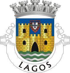 Lagos (Faro) - Heraldry of the World, Heraldica de Portugal - Brasão de armas