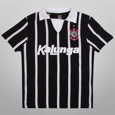 Camiseta Corinthians Réplica 1990 c/nº - Shoptimão