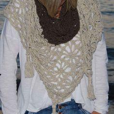 shawl #shawls #knitwear #handmade #scarfs Plexus Products, Scarfs, Shawl, Knitwear, Ruffle Blouse, Crochet, Lace, Instagram Posts, Handmade