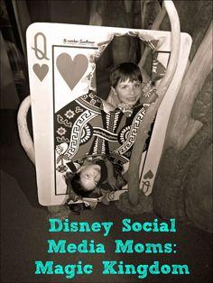 Disney Social Media Moms Celebration: Magic Kingdom #DisneySMMC #sponsored #WaltDisneyWorld