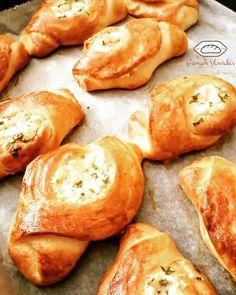 Tart Recipes, Greek Recipes, Desert Recipes, Cooking Recipes, Food Network Recipes, Food Processor Recipes, Greek Cheese, The Kitchen Food Network, The Joy Of Baking