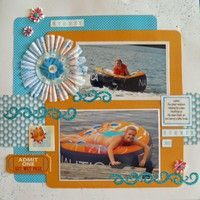 A Project by Suetwo from our Scrapbooking Gallery originally submitted 07/13/13 at 10:22 AM