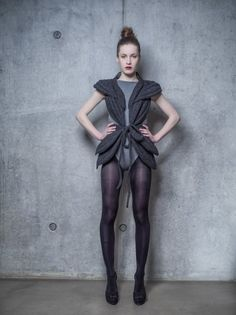 Katarina Halasova Fashion Design / Collections / Ophelie 13 Goth, Stockings, Vogue, Fashion Design, Collections, Style, Products, Goth Subculture, Socks