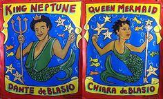 The Mermaid Parade | Coney Island USA