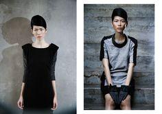 Vien febrina I Posh management I Hers Magazine Nov 12    #photography #fashion #model #spread