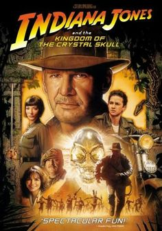 Indiana Jones and the Kingdom of the Crystal Skull 2008 Dual Audio Eng Hindi Watch Online Starring .... Harrison Ford, Shia LaBeouf, Cate Blan