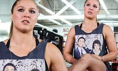 UFC champion Ronda Rousey offers men some intimate sex advice Ronda Rousey Pics, Ronda Rousy, Ufc Fighters, Mixed Martial Arts, Mail Online, Daily Mail, Tank Man, Champion, Boyfriend