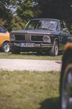 BMW 2002 / 30. Klassikertage in Hattersheim – Steffanie Rheinstahl Photography