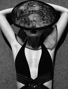 Eniko Mihalik By Vanmossevelde + N For Numéro Russia June July 2014 7