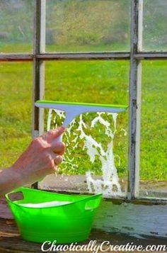 How to Wash Your Windows Like A Pro