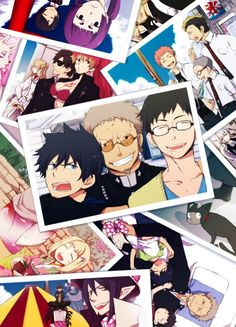 Blue Exorcist | Ao no Exorcist