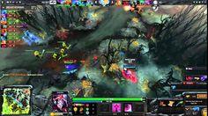 Team Secret Vs Invictus Gaming(game1)[Red Bull Battle Grounds Dota 2]