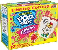 Five New Pop-Tarts Flavors Include Maple Bacon And Watermelon